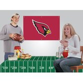 NFL Party Decorating Flag Set