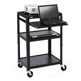 Adjustable Projector / Laptop Cart