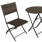 La Jolla Folding Dining Chair, Set of 2