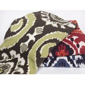 Eco Ikat 6 Blanket