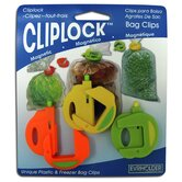 Cliplock Bag Clip (Set of 3)