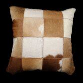 Safari Large Patchwork Pillow