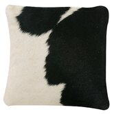 Safari Cowhide Pillow