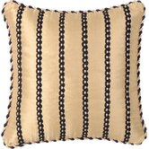 "Hampton 14"" Pillow with Braid and Cord"