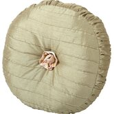 Brianza Pillow with Ribbon Rose