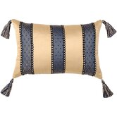 Hampton Pillow with Braid and Tassels