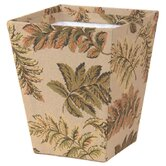 Woodland Wastepaper Basket with Vinyl Liner
