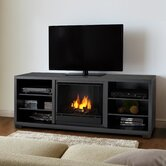 "Marco 69"" TV Stand with Gel Fireplace"