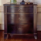 Metropolitan 3 Drawer Nightstand
