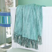 Zephyr Faux Mohair Throw