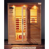 Hemlock Three Person Infrared Sauna