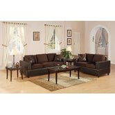 Bobkona 2 Piece Sofa Set