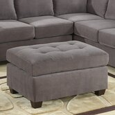 Bobkona Cocktail Ottoman