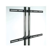 "Universal Flat Mount(Mounts on Dual Pole Stands) (37"" - 61"" Screens)"