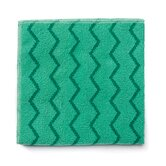 Microfiber Cleaning Cloths in Green