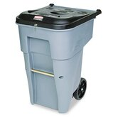 Roll-Out Heavy-Duty Waste Square Container