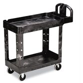 "Heavy-Duty Utility Cart, 17-7/8"" Wide"
