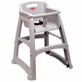 Commercial Sturdy Youth High Chair