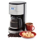 12-Cup Programmable Drip Coffee Maker
