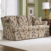 English Fabric Sofa