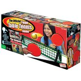 Official Foam Table Tennis Game