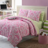 Kendall Twin 9-Piece Comforter Set
