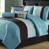 Liberty 9 Piece Comforter Set