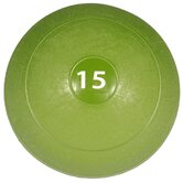 15 lb Slammer Ball in Green