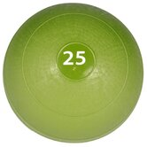 25 lb Slammer Ball in Green