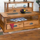 Sedona Coffee Table with Caster
