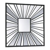 Segment Square Mirror in Old World