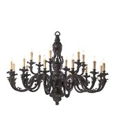 Germain 18 Light Chandelier