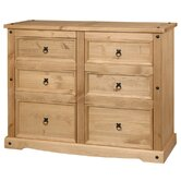 Corona Premium 6 Drawer Chest