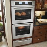 Architect Series II Dual Fan Convection Double Oven