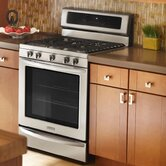 Architect Series II True Convection Freestanding Gas Range