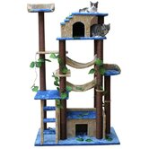 "78"" Amazon Cat Tree"