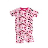 Cherry Blossoms Organic Short Pajama