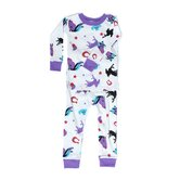 Wild Stallion Girls Organic Cotton Pajama
