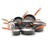 Hard Anodized II 14-Piece Cookware Set