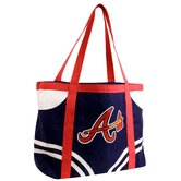 MLB Canvas Tailgate Tote