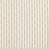 French Farmhouse 'Mille' Full Nursery Fabric Stripe Matelasse