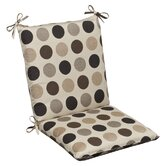 Outdoor Squared Sunbrella Fabric Chair Cushion