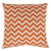Chevron Cotton Throw Floor Pillow