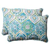 Summer Breeze Corded Throw Pillow (Set of 2)