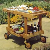 Crichton Serving Trolley