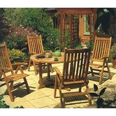 Balmoral 5 Piece Dining Set