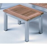 Equinox Rectangular Lounge Side Table