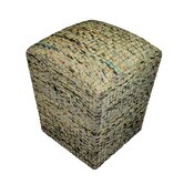 Green Mill Weave Stool