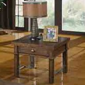 Castlegate End Table