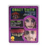 Zombies - Crazy Teeth